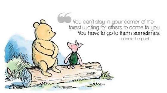 12. Pooh quote