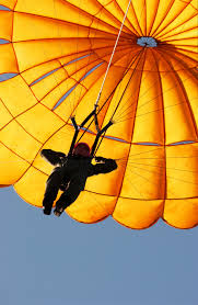 Weave Your Parachute EveryDay
