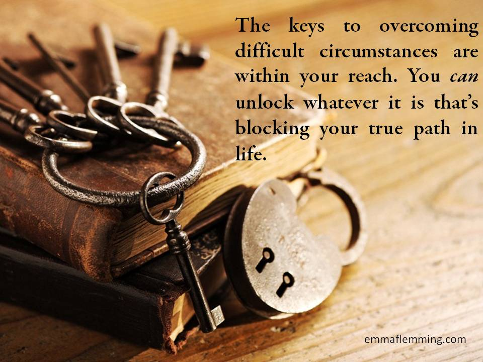 The Key to Getting Over StumblingBlocks