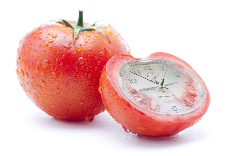 How tomatoes encouraged me tomeditate