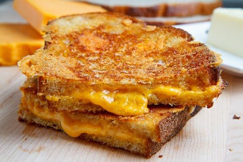 Grilled cheese leads to better relationships